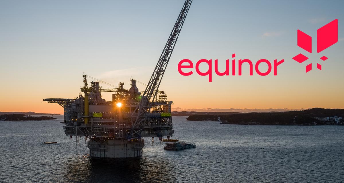 equinor petróleo contrato