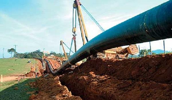 Petrobras e Prefeitura de Maricá acertam os últimos detalhes das obras do gasoduto Rota 3 que interligará o pré-sal ao COMPERJ