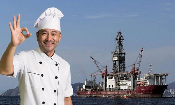 offshore hotelaria catering brasil