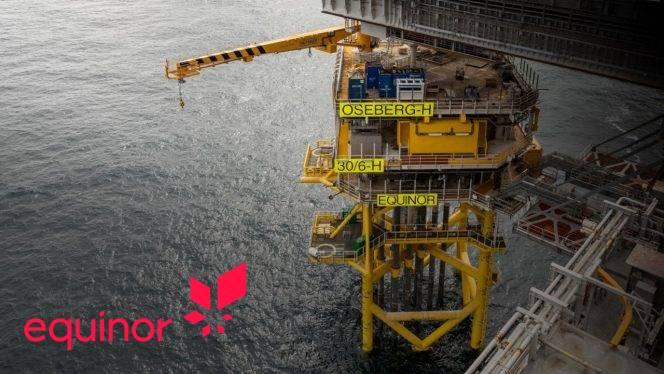 Equinor lucro petróleo