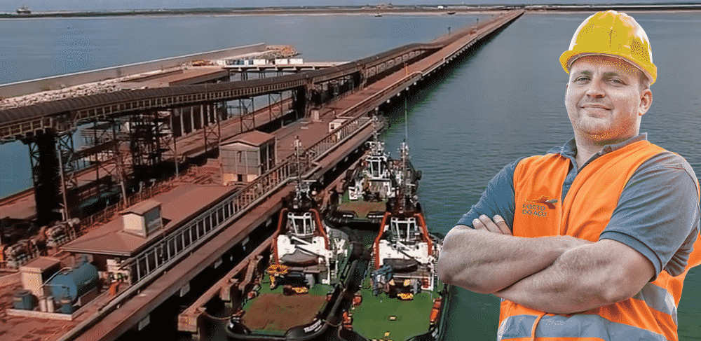 Porto do Açú com diversas vagas de empregos até o dia 5 de outubro