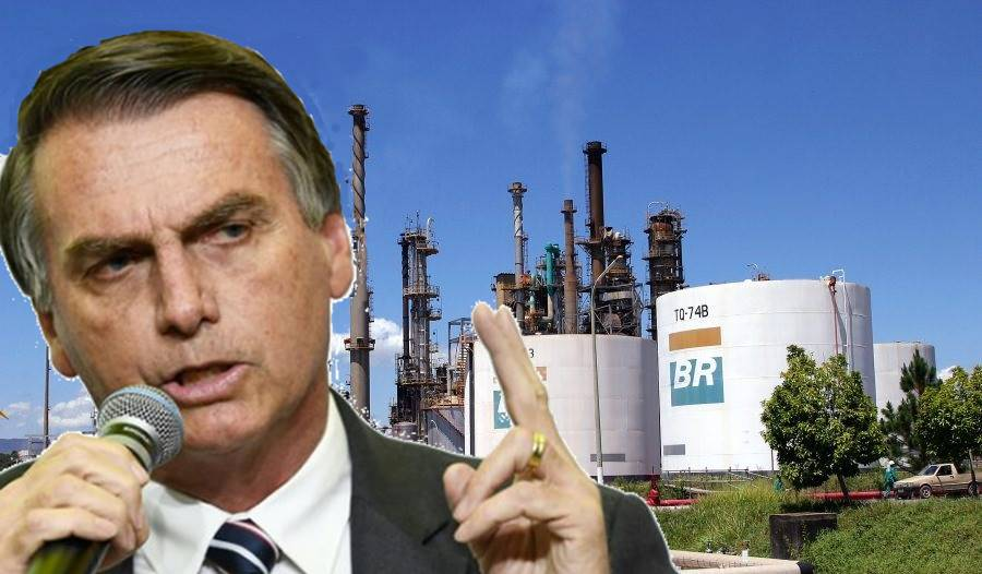 Bolsonaro reformas 2019 petróleo petrobras