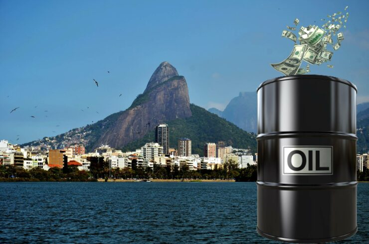 petróleo royalties rio de janeiro
