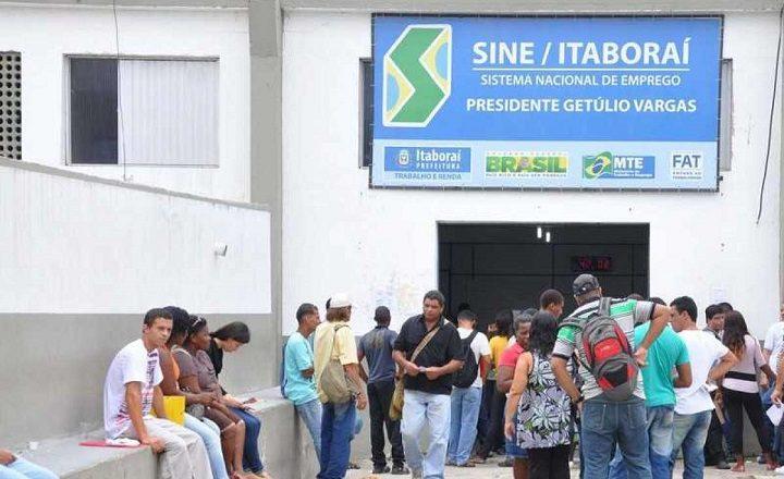 Sine Itaboraí com várias vagas de trabalho disponíveis