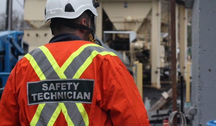 Oportunidades para técnicos de segurança do trabalho