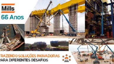 Mills Técnico de Manutenção para trabalhar em Macaé/RJ