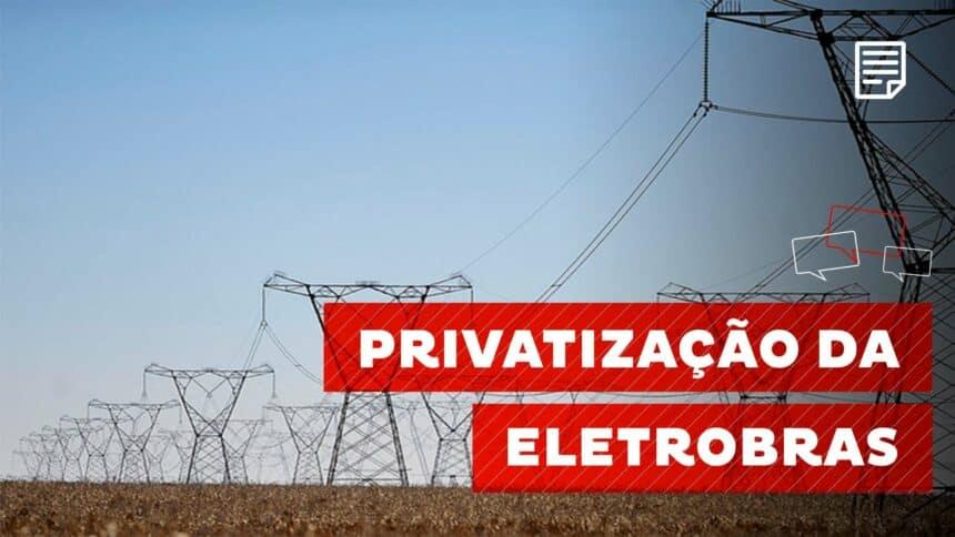 Privatização Eletrobras