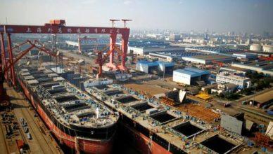 A SBM Offshore fecha contrato para construção de casco de FPSO