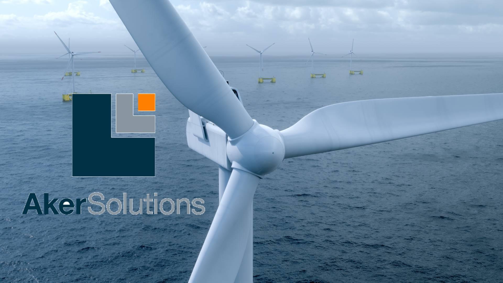 Aker Solutions ganha prêmio por desenvolvimento de energia renovável offshore