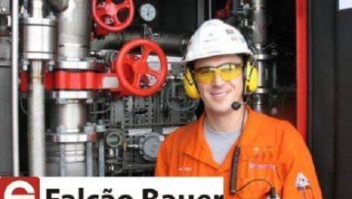 Falcão Bauer vagas petróleo