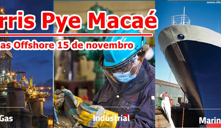Harris Pye Vagas Offshore Macaé