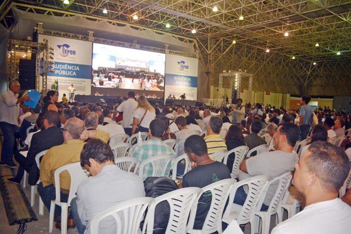 instalação do Porto Macaé audiência pública