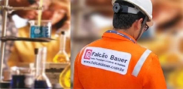 Oportunidades na Falcão Bauer vagas