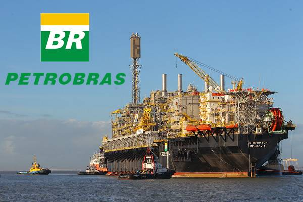 Petrobras plataforma dívida