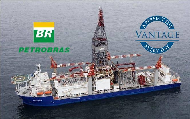 Petrobras Vantage Drilling acordo suborno investigação