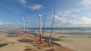 Projetos eólicos no Maranhão sustentavel