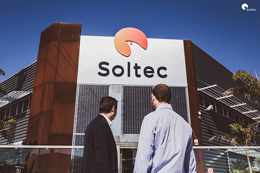 Soltec Trackers contrata Engenheiro Treinee Planner