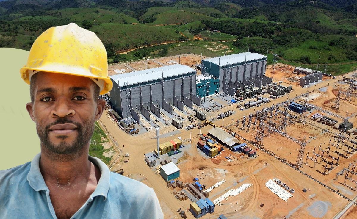 Empresa de engenharia contrata na área de obras e telecomunicações