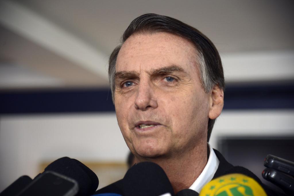 Bolsonaro quer eliminar o modelo de partilha para as áreas do pré sal