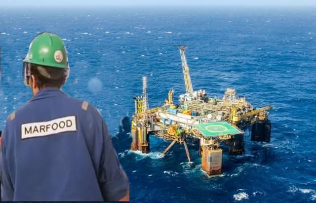 Marfood recebendo currículos para hotelaria offshore