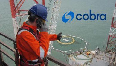 Cobra pintores offshore