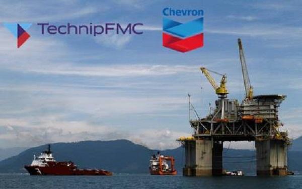 TechnipFMC obtém acordo de estrutura da Chevron