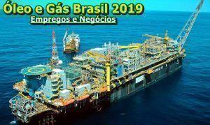 Expectativas para o setor de óleo e gás em 2019: Empregabilidade e negócios já concretizados fpso