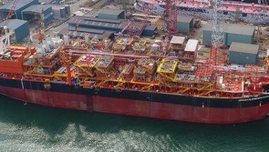 ENI Angola Petróleo Descoberta