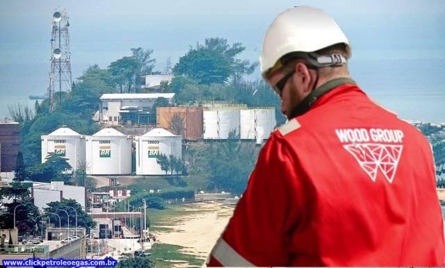 Processo seletivo offshore na Wood Group base Macaé hoje