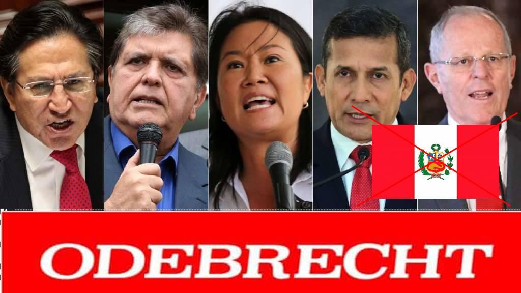 Odebrecht Peru corrupção pais obras