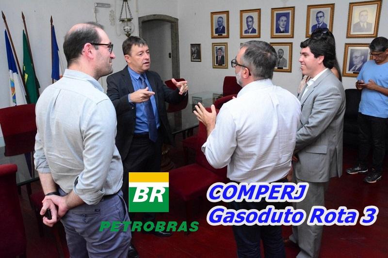 Empreendimento Rota 3 da Petrobras irá gerar 400 vagas em Itaboraí