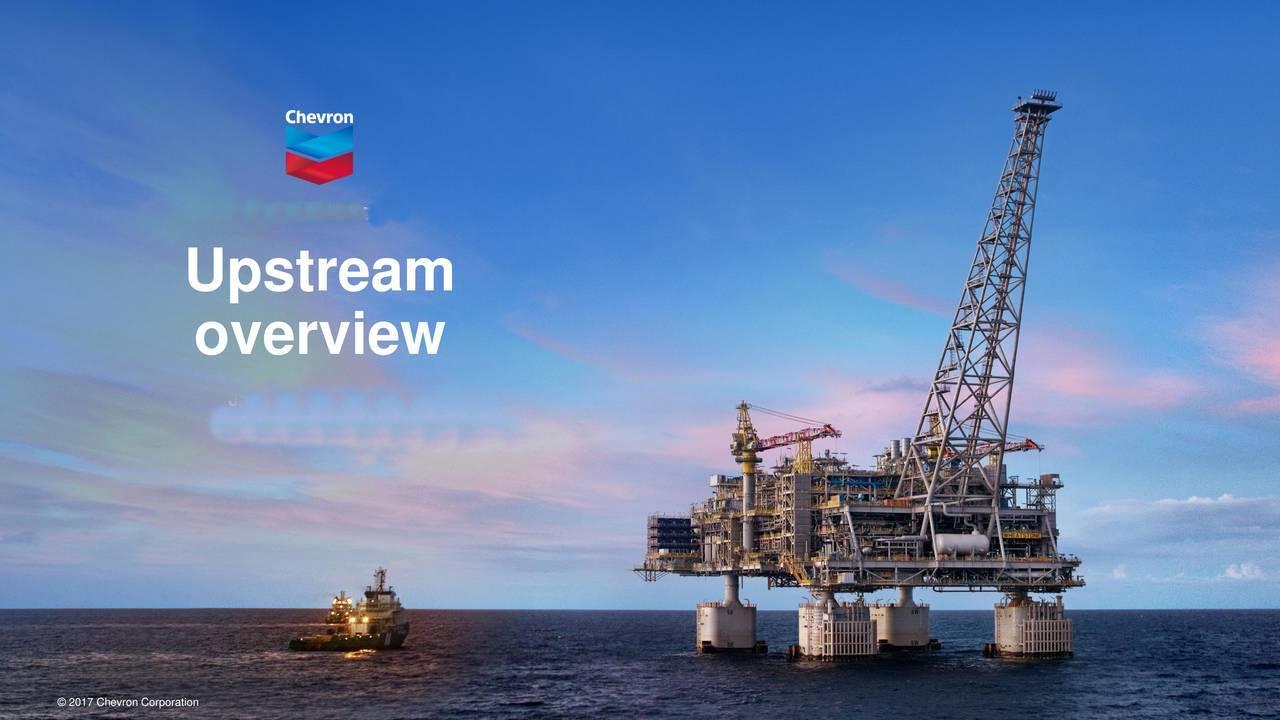 Chevron reserva US$ 20 bilhões em investimentos para 2019 mirando no upstream
