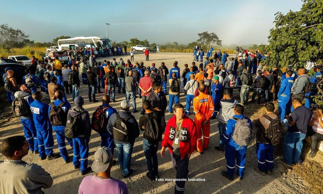 Vagas em obras civis em Itaboraí divulgadas a menos de 24 horas em múltiplas funções