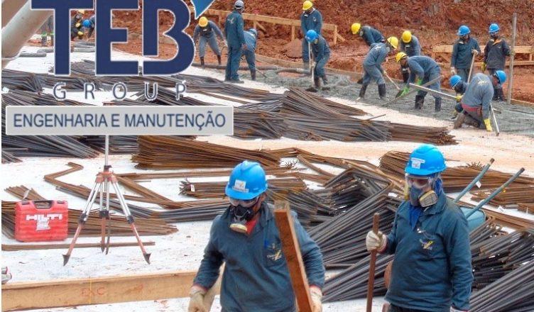 Vagas obras são paulo construção