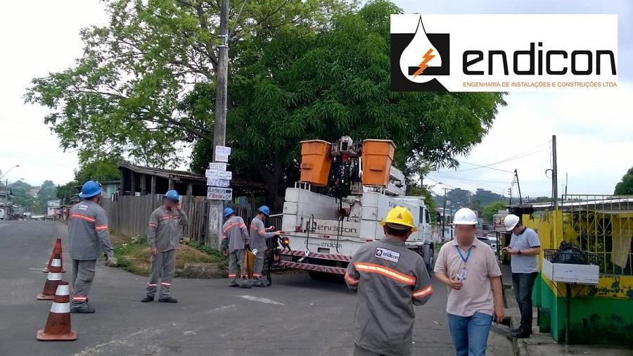 Edicon contrata para obras de rede de distribuição na Região dos Lagos e Serrana