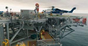 petróleo plataforma exxonmobil