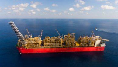 Shell FLNG produção gás