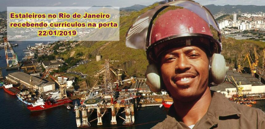 industria naval estaleiro mauá renave rio de janeiro