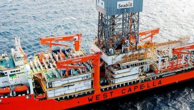 Seadrill West Saturn Equinor petróleo carcará seadrill