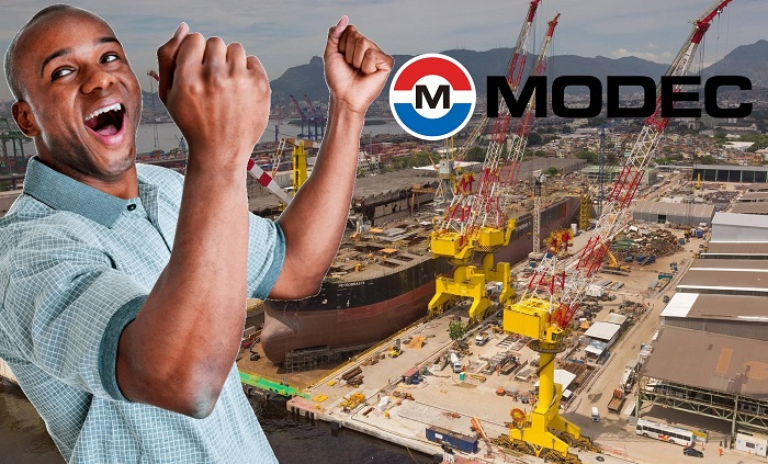 Estaleiro Brasileiro EBR Obras Modec