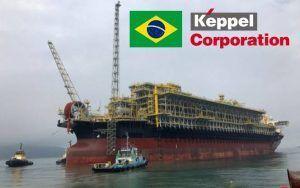 FPSO KEPPEL BRAZIL TRABALHO ESTALEIRO