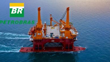 Flotel Petrobras Bacia de Campos Macaé