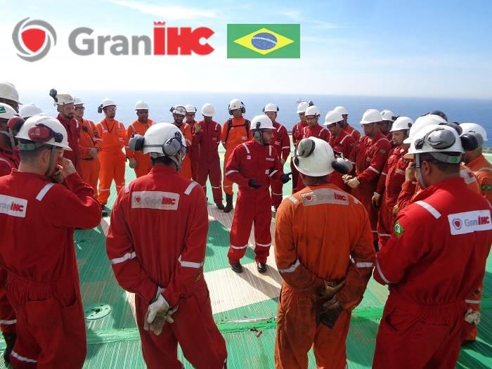 GranIHC conquista grande contrato offshore no Brasil