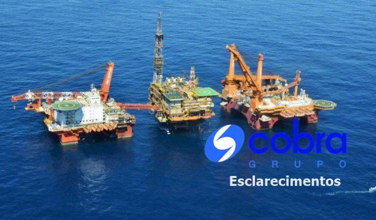 Grupo Cobra Macaé vagas offshore e-mail telefone