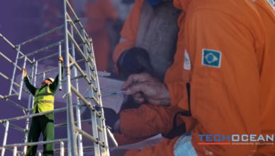 Montadore de Andaimes Offshore Macaé Techocean