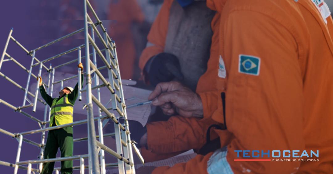 Montadores de Andaimes Offshore em Macaé