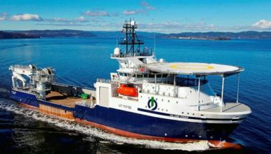 Ocean Infinity contrato Petrobras sismica