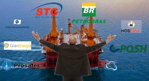 Petrobras licitação de floteis antes da crise