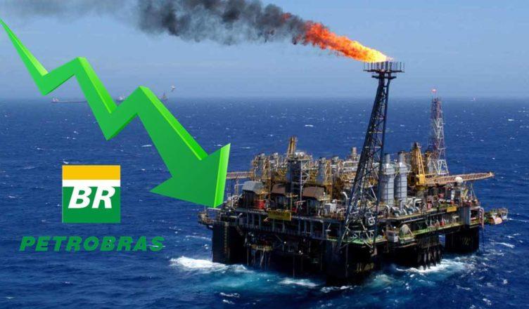 Petrobras perde meta de produção para 2018