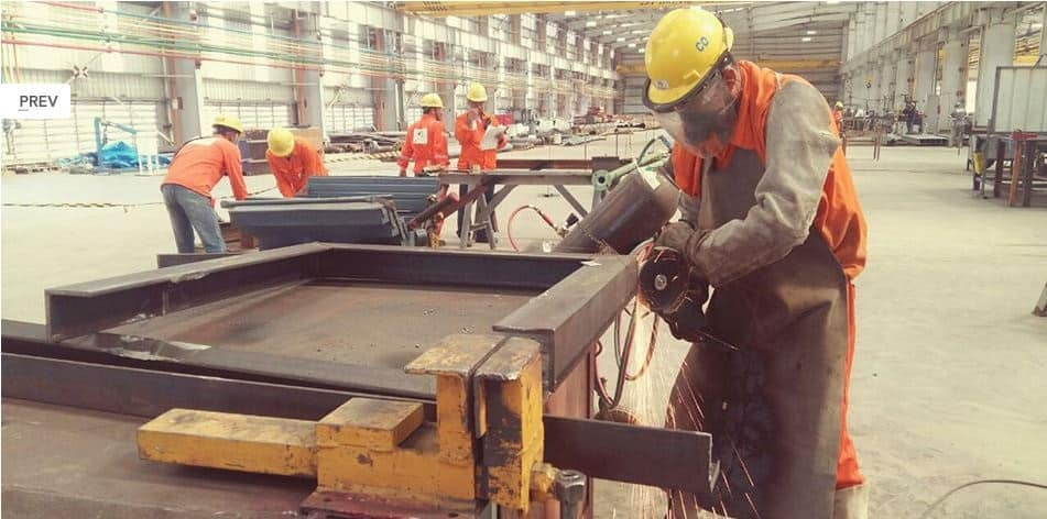 Empresa de manutenção e serviços Offshore contrata pedreiros, carpinteiros e marceneiros